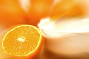 oranges for vitamin c cancer therapy
